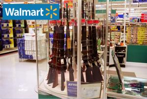 Walmart no volverá a vender armas ni munición a menores de 21 años