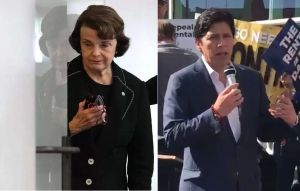Dianne Feinstein y Kevin de León pasan a la segunda fase en la carrera californiana por el Senado de EEUU