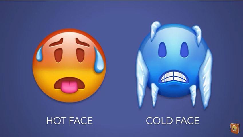 Los rostros tendrán una evolución que nos sorprenderán.