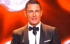 Video: Fernando Colunga reaparece en Premios TVyNovelas 2018