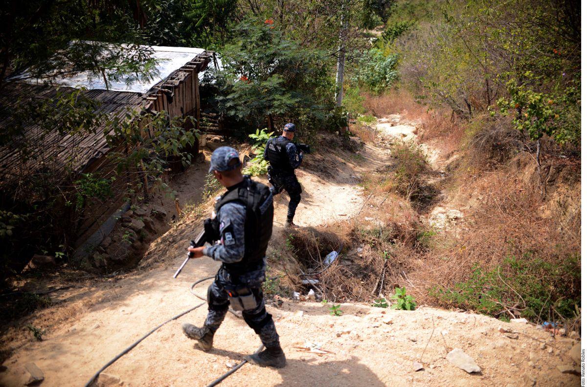 Enfrentamiento en Guerrero deja tres muertos