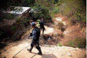 Asesinan a un hombre con un torniquete en Acapulco