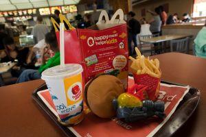 Por qué pide McDonald's disculpas a sus clientes