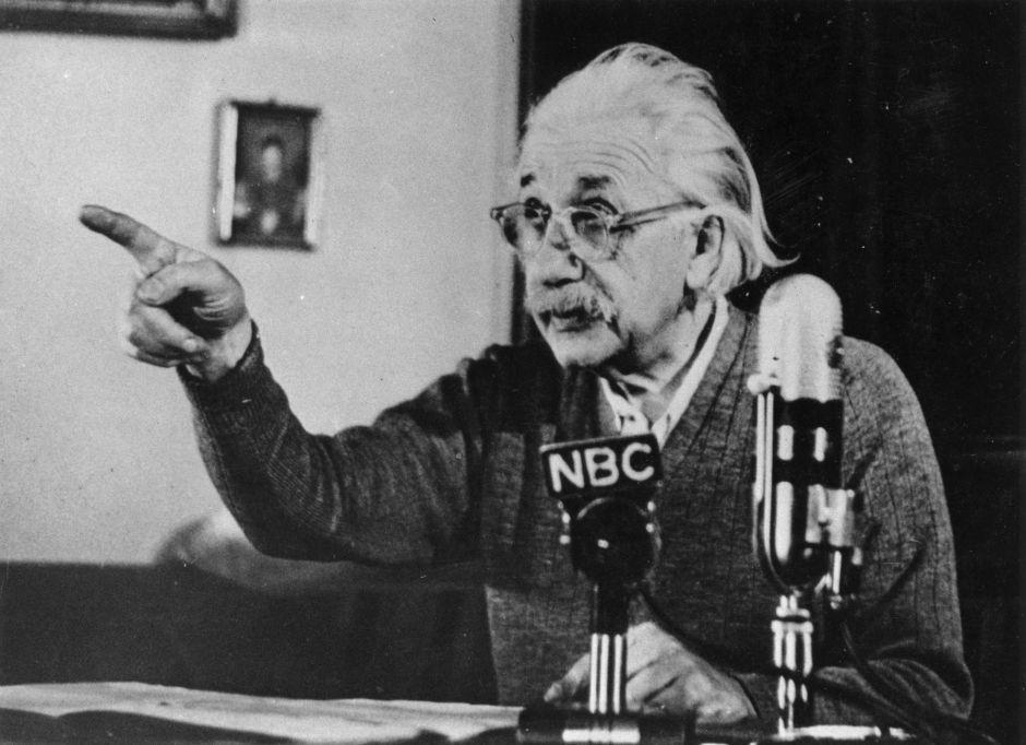 """Los inventos """"olvidados"""" de Albert Einstein que seguro no conoces"""
