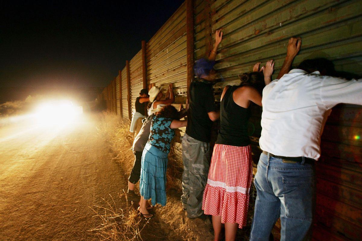 La frontera ya no es la coladera que era en los años noventa. La mayoría de la inmigración indocumentada ya no viene por ahí (Foto: archivo)