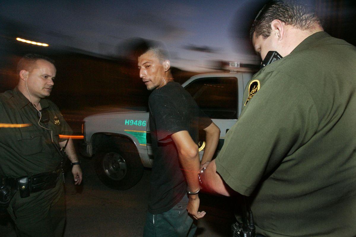 """Intenta lo impensable contra agente de """"La Migra"""" y ahora pasará seis años en prisión"""