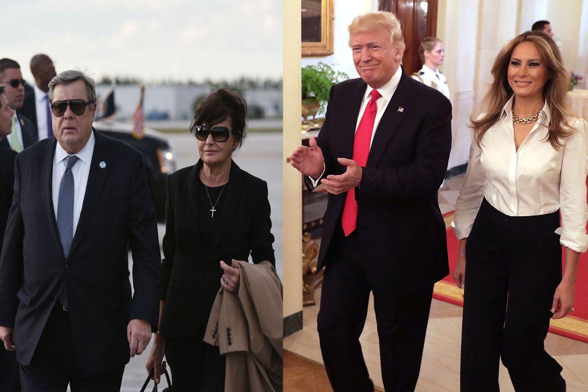 """Trump sigue empeñado en acabar con la """"inmigración en cadena"""" o """"reunificación familiar"""""""