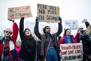 Estudiantes latinos se sumarán a más de 2,800 protestas contra las armas en todo EEUU