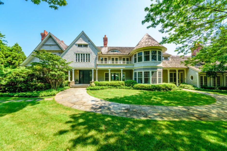 La mansión en Hamptons que se vendió por $27 millones y que ha protagonizado diversas películas