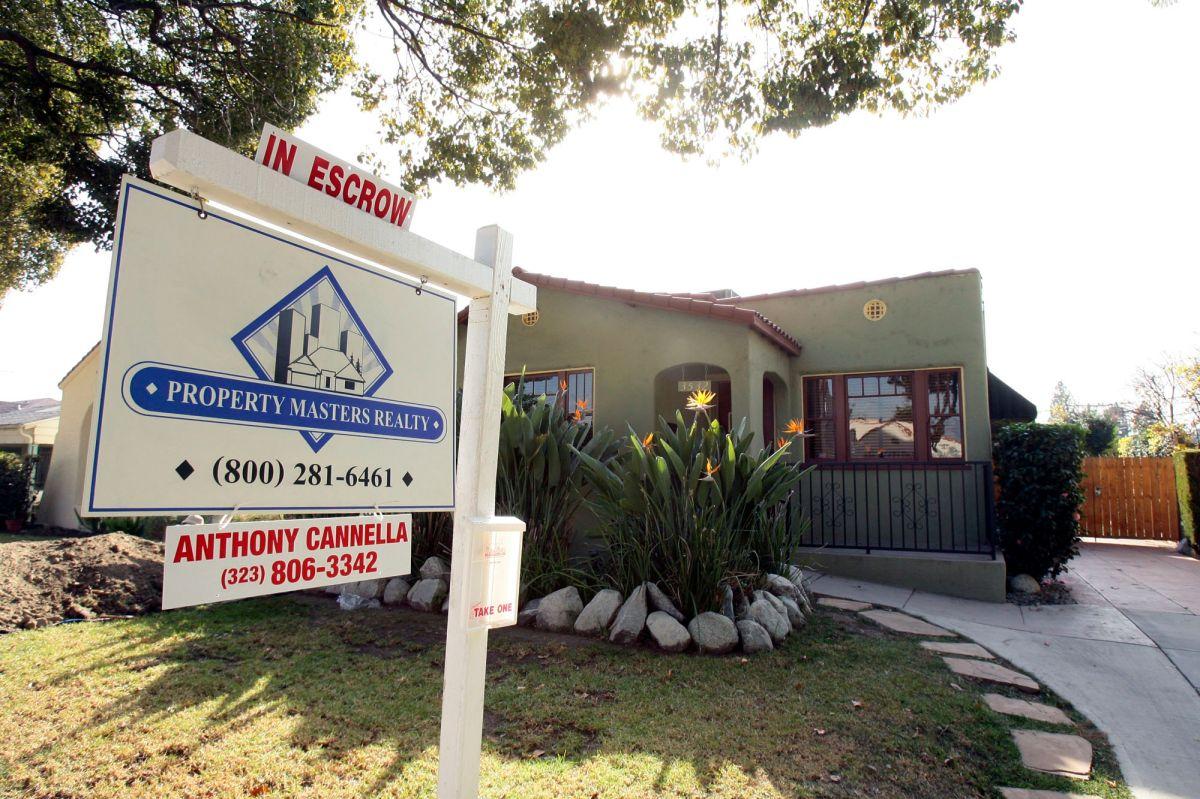 Las ciudades 'más baratas' para comprar casa en California