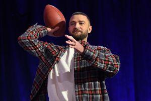 El heredero de Justin Timberlake se llama Sergio Jr. y es hijo de mexicanos