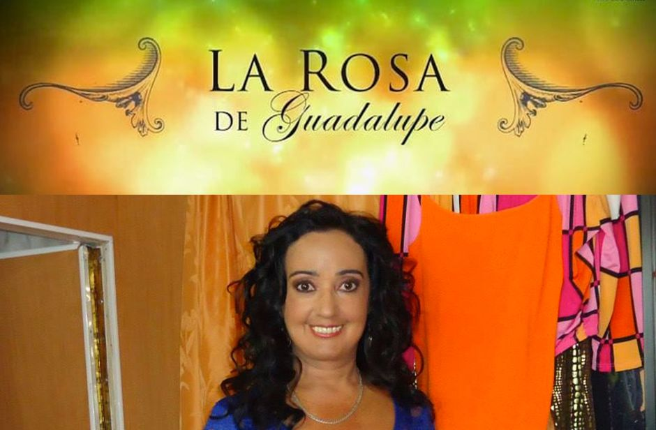 Muere actriz de 'La Rosa de Guadalupe', Teresita Saad
