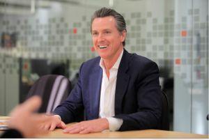 Gavin Newsom gana la gubernatura de California