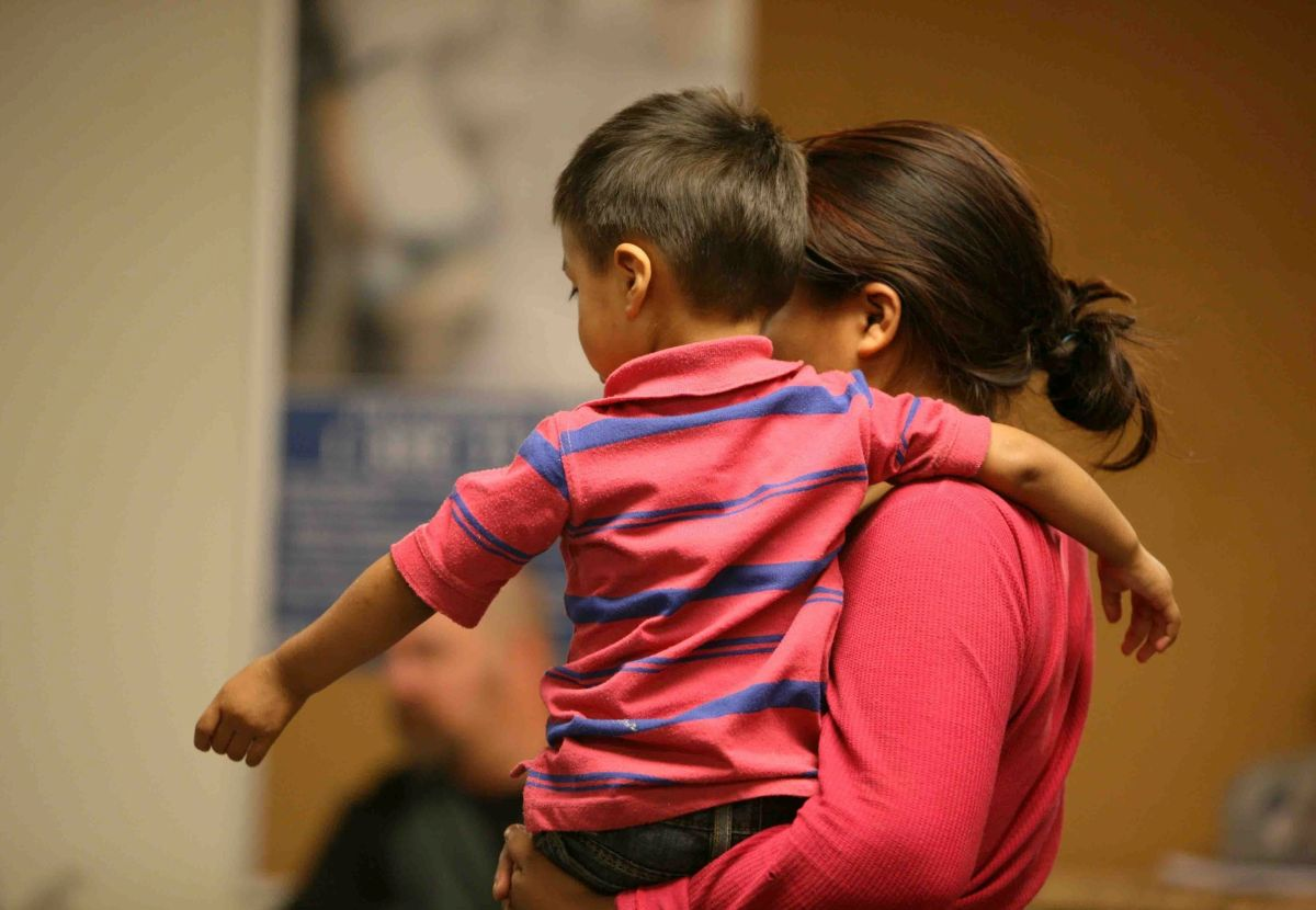 Campaña de Trump dice que los padres inmigrantes separados de sus hijos no los quieren