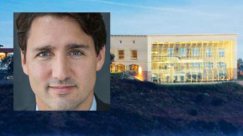 Trudeau ya estuvo en San Francisco para conversaciones sobre tecnología y medio ambiente.