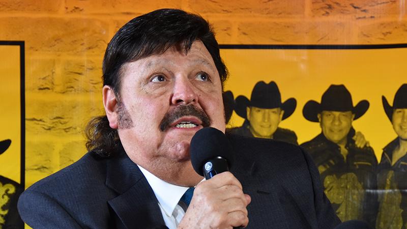 La familia de Ramón Ayala está de luto debido al coronavirus