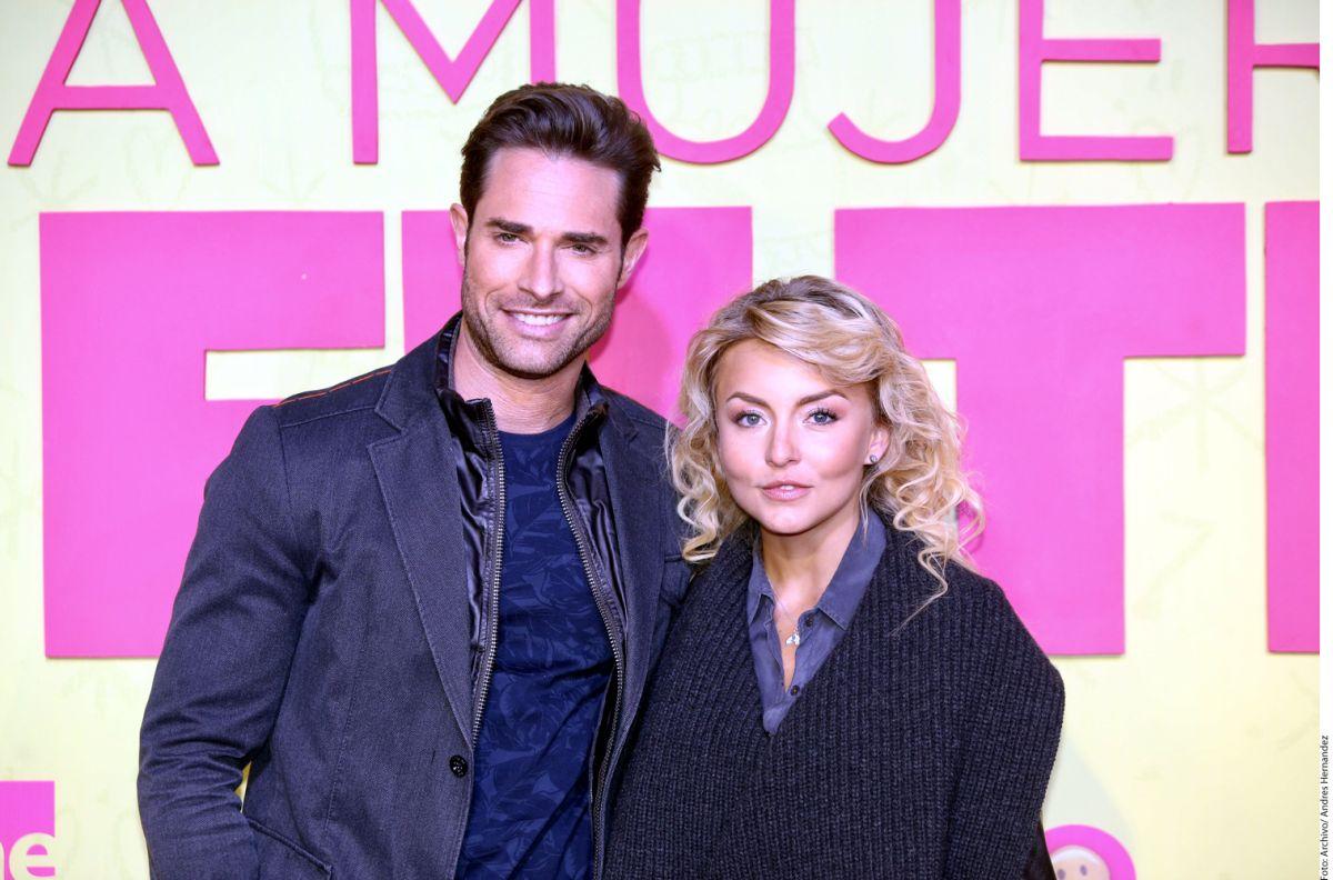 Angelique Boyer y Sebastián Rulli celebran cuatro años de puro amor
