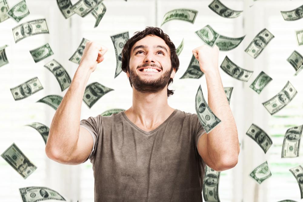 Tener estabilidad financiera hace que la gente se sienta más feliz.