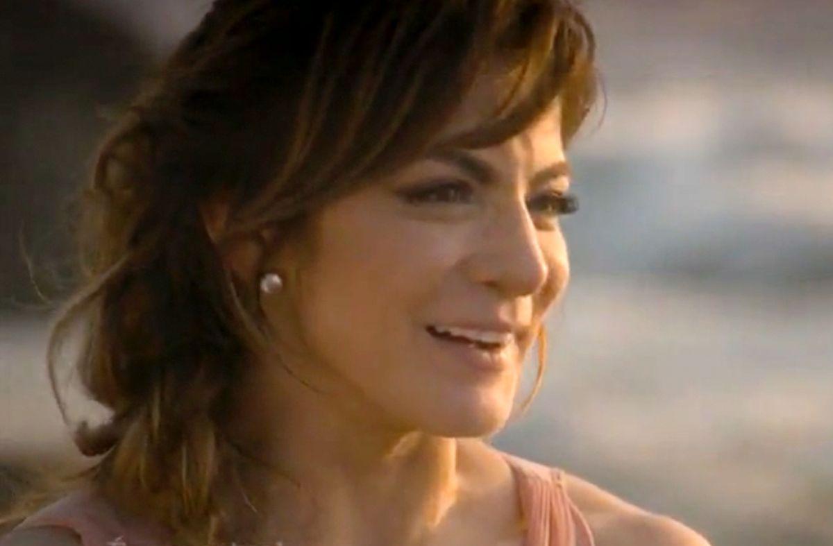 Silvia Navarro se despide de 'Caer en tentación' tras polémico final