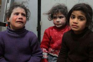 Al menos 250 muertos en dos días dejan bombardeos en Guta Oriental, Siria