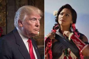 """Lila Downs: """"Trump y sus compinches sienten envidia de los latinos"""""""