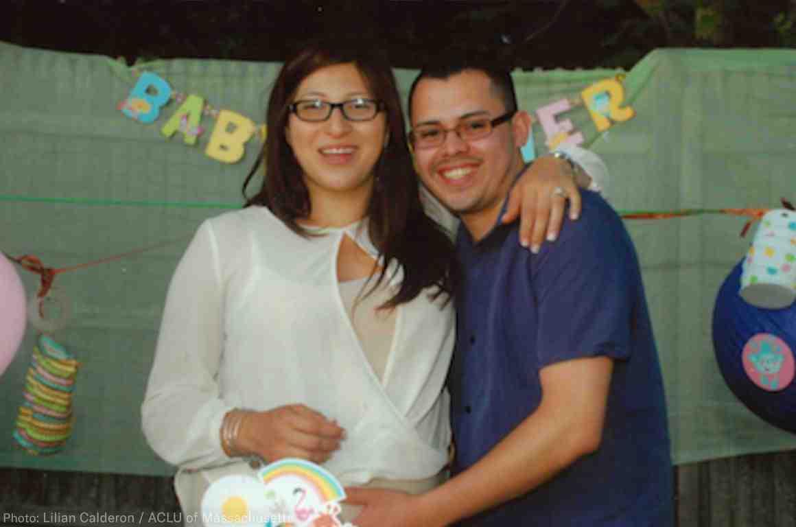 Lilian Calderón llegó a EEUU cuando tenía tres años de edad.