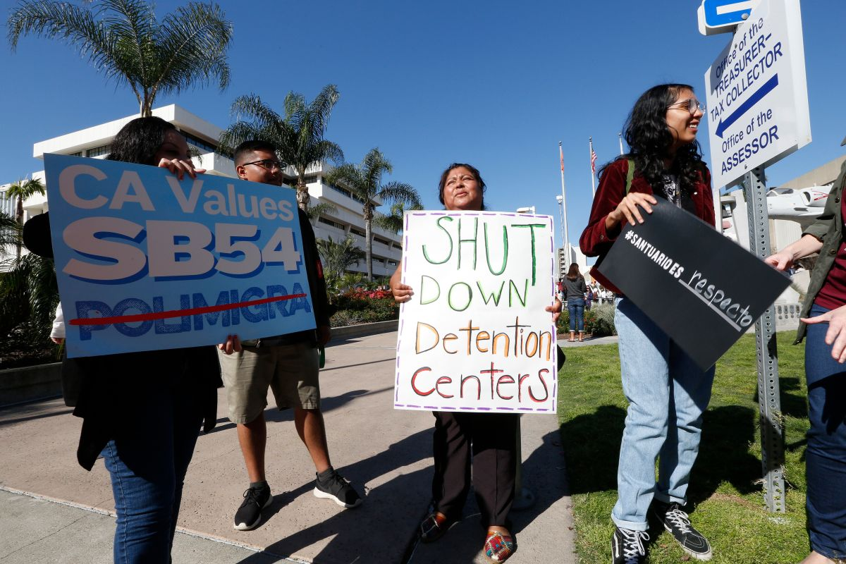 San Diego se opone a la ley santuario