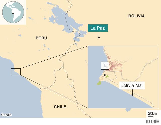 Bolivia Mar: la playa que Perú le cedió a Bolivia