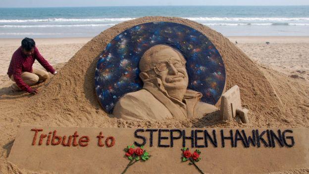 Stephen Hawking fue el científico más popular de su tiempo.