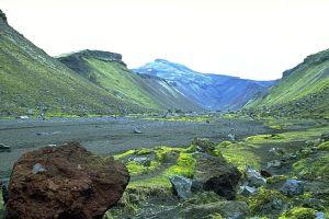 La erupción de un volcán en Islandia que convirtió a los vikingos en cristianos