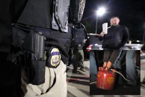 Inmigrante se quedó sin gasolina, llamó al 911 y terminó en manos de ICE