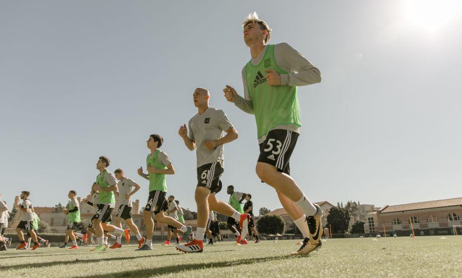 Luego de su exitoso debut en la MLS, LAFC visita a Real Salt Lake (por Univision)