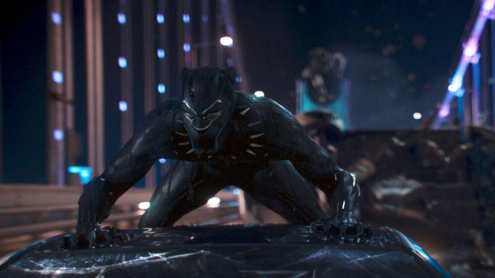 'Black Panther' se convierte en la película más tuiteada de la historia