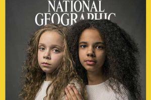 """Una negra y otra blanca: las hermanas gemelas que """"desafían las teorías raciales"""""""