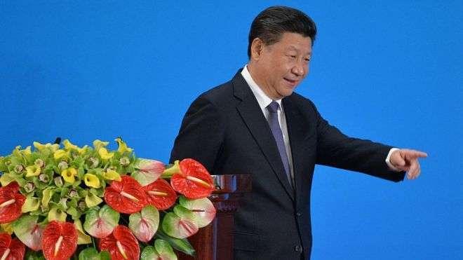 Xi Jinping quiere eliminar los límites en el tiempo de mandato del presidente de China.