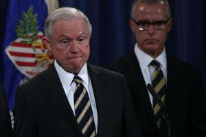La amenaza de Jeff Sessions al subdirector de FBI