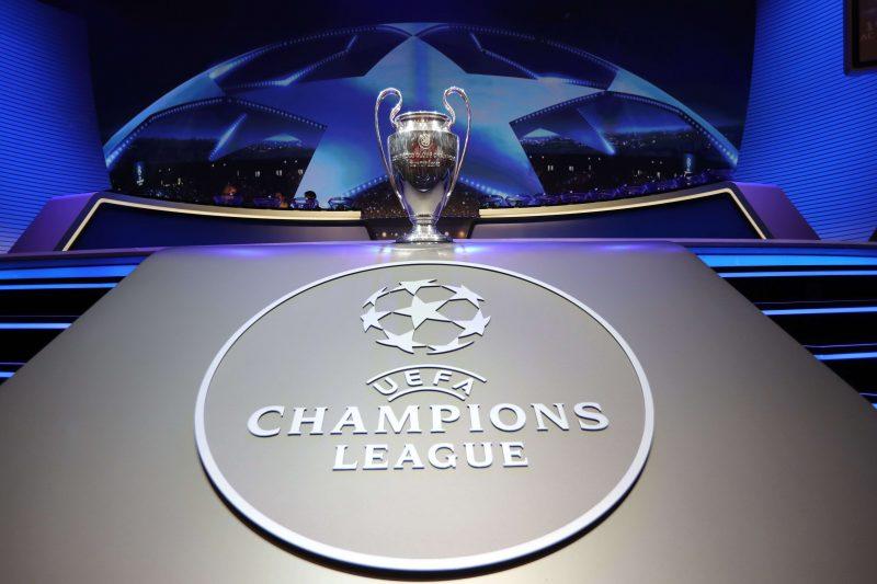 Así están conformados los bombos para el sorteo de grupos de la Champions