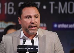 Palabra del Golden Boy: los narcos amenazaron a Óscar de la Hoya antes de su pelea contra JC Chávez