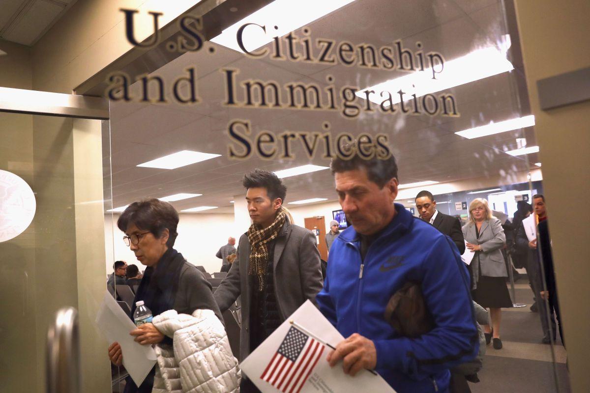 USCIS es una oficina clave para las políticas migratorias del presidente Trump.