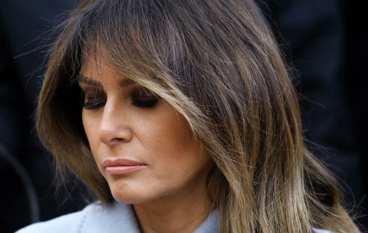 Abogado de Trump trató de pedirle perdón a Melania por su pago a la actriz porno Stormy Daniels