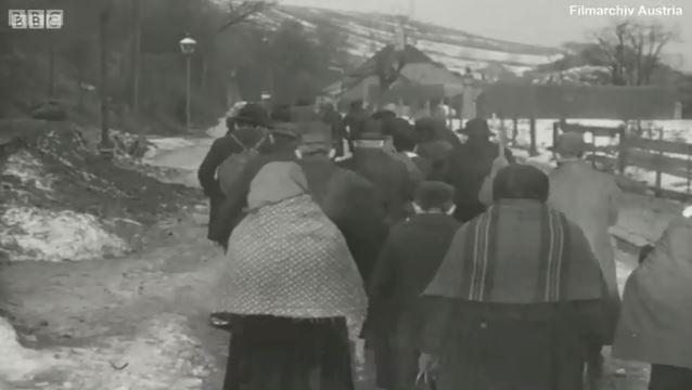 """""""La ciudad sin judíos"""", la película perdida y recuperada que predijo el Holocausto en 1924"""