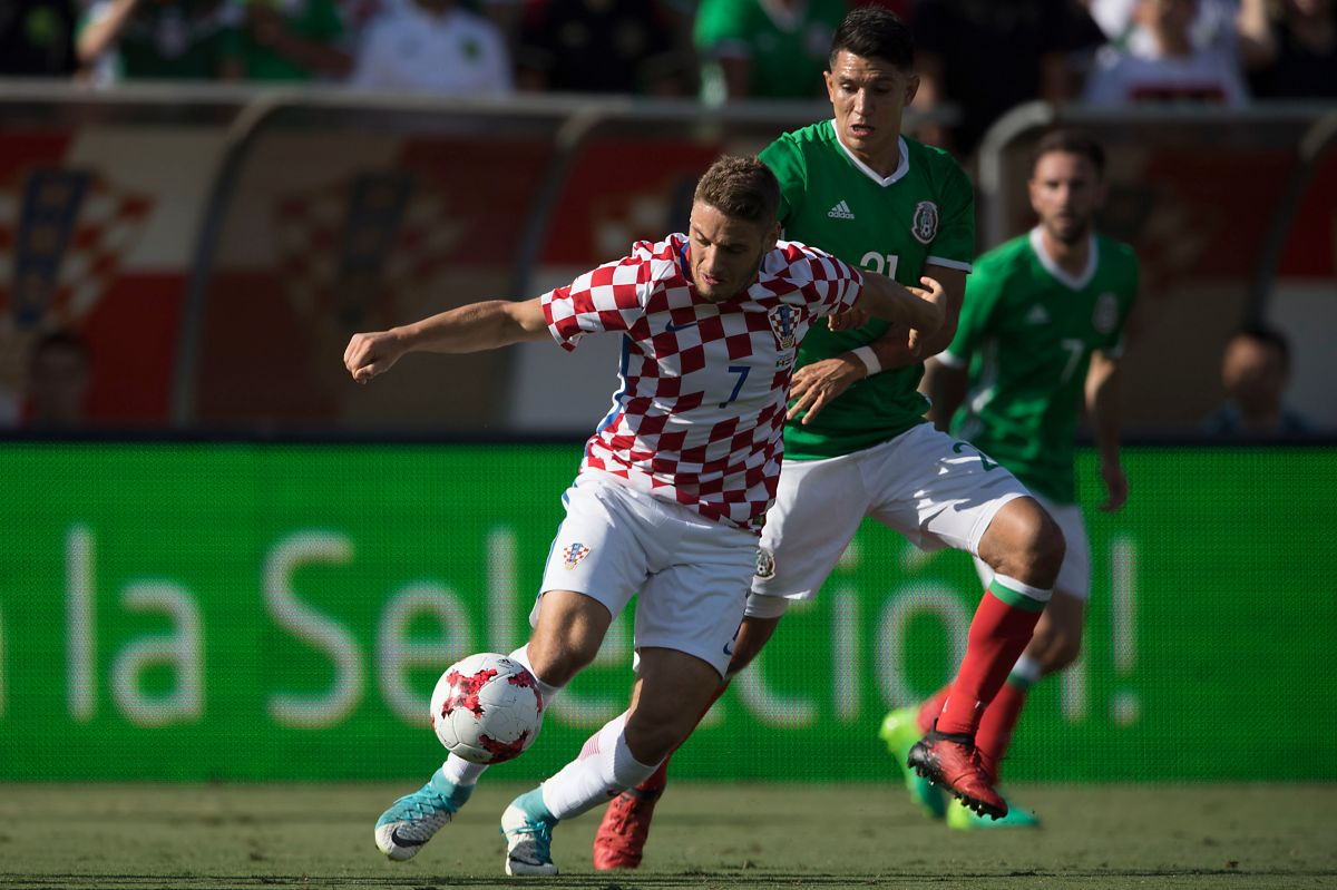 Rumbo a Rusia 2018: México vs. Croacia, horario y canales de TV