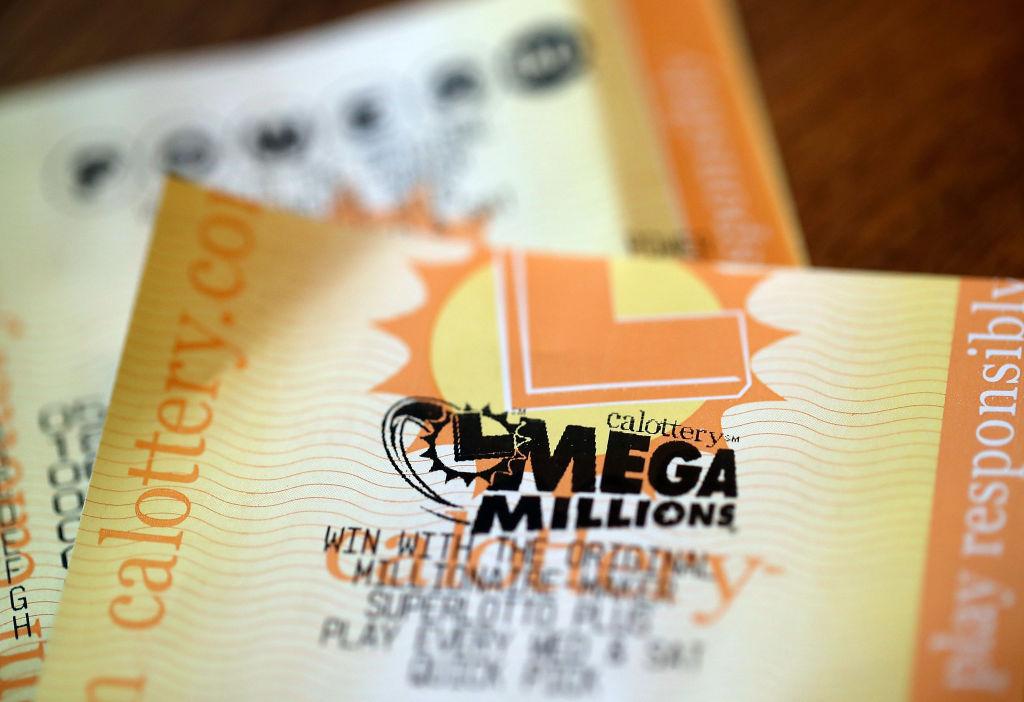 El premio de Mega Millions sigue creciendo. Getty Images
