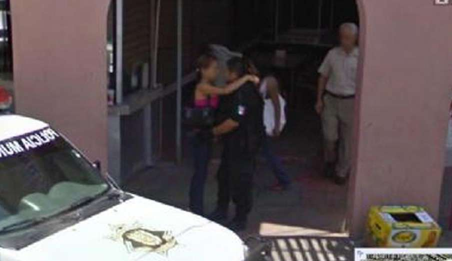 A través de Google Maps, una mujer captó a su esposo infraganti.