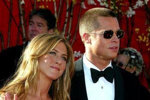 Por estas imágenes dicen que Brad Pitt y Jennifer Aniston se fueron juntos de la fiesta de los Golden Globes