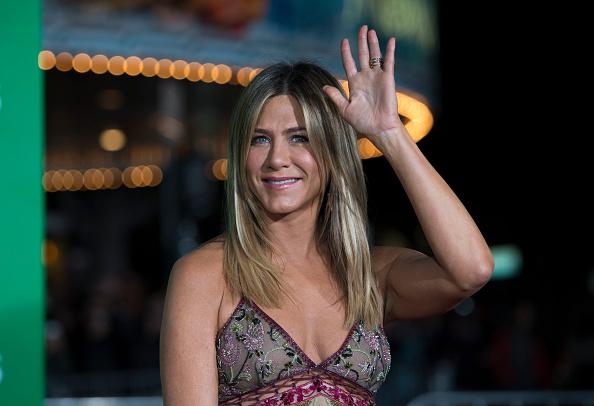 Jennifer Aniston sucumbe ante el encanto de Netflix