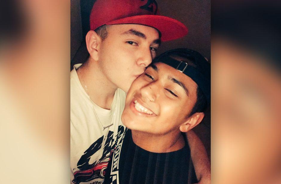 Johnny López: Hijo de Jenni Rivera pasará dos noches con su novio