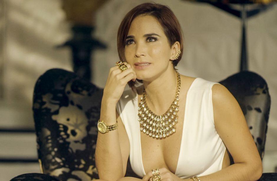 Majida Issa deja a 'La Diabla' de 'Sin senos sí hay paraíso' para convertirse en 'La Guzmán'