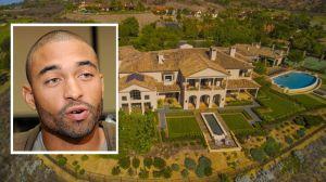 Fotos: Matt Kemp, de los Dodgers de Los Ángeles, pone a la venta su mansión por $7.95 millones