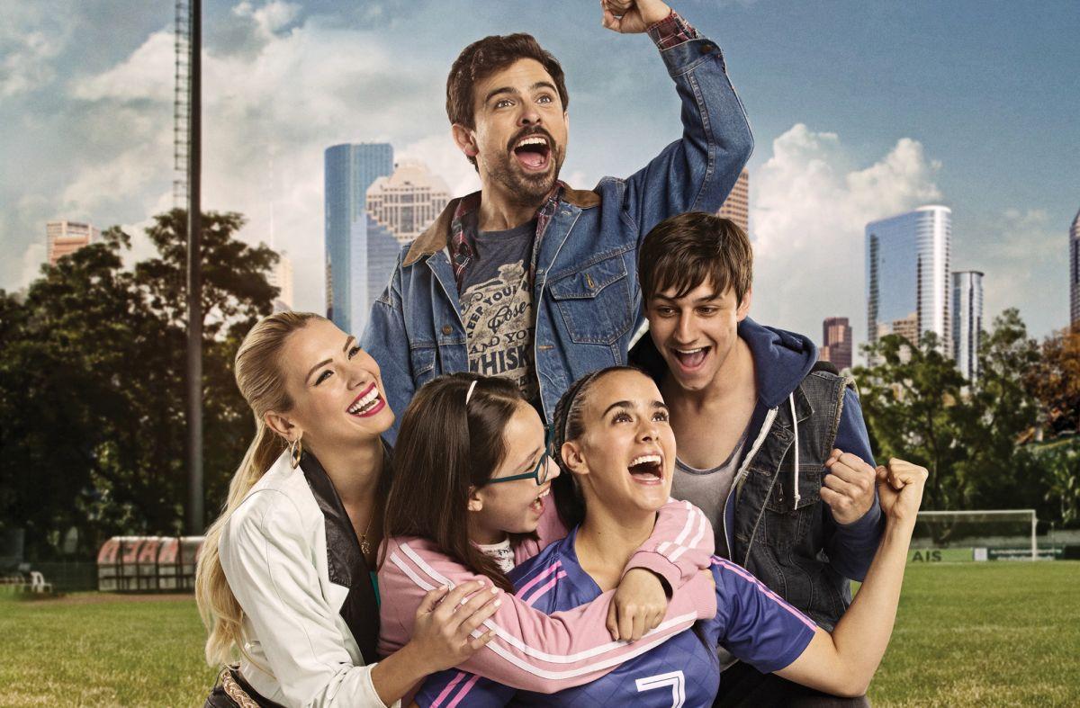 Así es la historia de 'Mi familia perfecta', telenovela de Telemundo